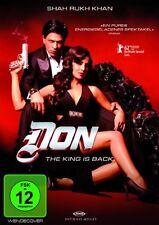 DON 2 - The King is Back (Shah Rukh Khan) Bollywood DVD NEU + OVP!