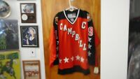 NHL Detroit Red Wings Hall of Fame Player #19 Steve Yzerman All Star VTG Jersey