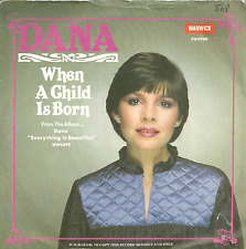 DANA - WHEN A CHILD IS BORN / KEN DODD- IT'S NO SECRET (WHAT GOD CAN DO) 70s POP