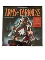 Army of Darkness Soundtrack Joseph LoDuca LP Vinyl Record RSD 2020 Evil Dead