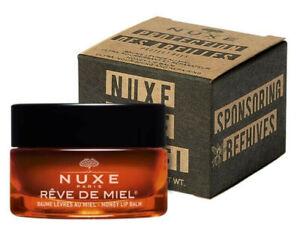 Nuxe Reve de Miel Ultra Nourishing Honey Lip Balm 15g New & Boxed