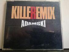 ADAMSKI - KILLER remix - BASSLINE CHANGED MY LIFE - THE NGR - cd singolo slim ca