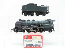 HO Scale Jouef 8355 SNCF French National Railway 4-6-2 Steam w/ Tender #231.K.82