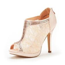 DREAM PAIRS Women's Valentine Fashion Dress High Heel Wedding Pumps Shoes