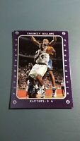CHAUNCEY BILLUPS 1997-1998 UPPER DECK SP AUTHENTIC FUTUREWATCH CARD # 157 B0320