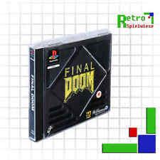 Final Doom [PS1] [SLES-00487] [Komplett] [USK18]