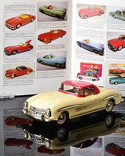 #Antique Tin Toy#Japanese Perfect Nomura TN Mercedes Benz 300 SL Sport Car Japan