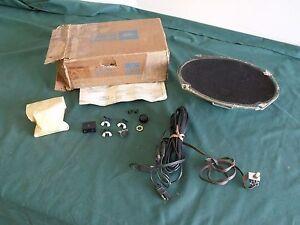 NOS 1965 1966 Ford Galaxie 500 XL 7-Litre Rear Radio Speaker OEM FoMoCo 65 66