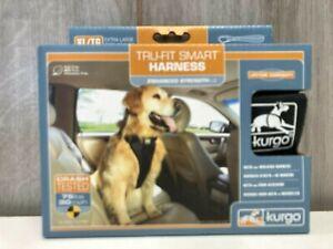 Kurgo TRU-FIT SMART HARNESS Enhanced Strength XL DOG (2598), New