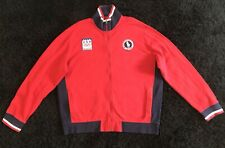 Polo Ralph Lauren Vancouver 2010 Olympics Jacket Red  Size XL Team USA
