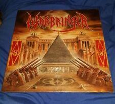 Warbringer Woe To The Vanquished Colored Vinyl thrash metal sealed