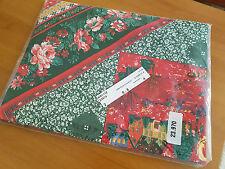 Tovaglia rettangolare floreale da 12 posti - idea regalo