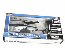 Fearless Flyer Remote Control RC Helicopter- Flies Up to 32 Feet! Ages 10+