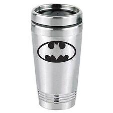 Batman DC Comics Stainless Steel Travel Mug Tumbler!