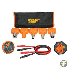 Socket & See ELECACCKIT Electricians Accessory Kit (SOK22/LTKIT10/SS130)