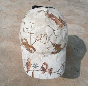 REALTREE Ladies Xtra Colors CAMO Ball Cap Adjustable Strapback Camouflage Hat