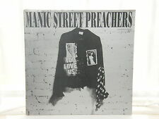 """Manic Street Preaches - You Love Us 12"""" 1991"""
