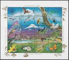 BLOC MONGOLIE N°1999/2015** BF Oiseaux aigle.. 1994 MONGOLIA bird Eagle Sheet NH