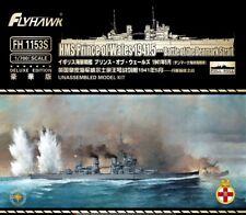 Flyhawk 1/700 1153S HMS Prince of Wales Dec.1941.5