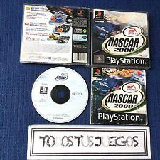 Nascar 2000 Psx Playstation ps1 ps2 ps3 Play Station BUENE STADO 1710