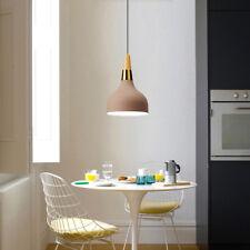 Wood Pendant Light Kitchen Ceiling Light Modern Chandelier Lighting Khaki Lamp