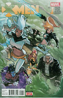 Extraordinary X-Men Comic 1 Cover A First Print 2016 Jeff Lemire Humberto Ramos