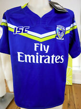 WARRINGTON WOLVES HOME JERSEY KIDS SIZE 10  NEW WITH TAGS