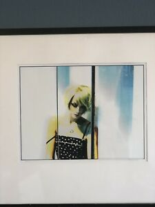 Elliot Spiegel Limited edition  photographic print signed