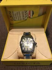 invicta mens watch automatic Model 19795 Special Edition Lupah Tritnite New