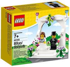 LEGO 40165 Hochzeit / Wedding Favour Set - Exklusiv 2 Figur Neu & OVP