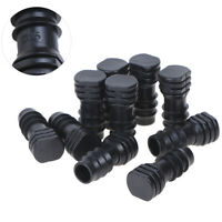 10Pcs 16Mm End Plugs Pipe Fittings Water Hose Connector Water Pipe Connector FE