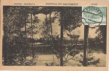 B80675 ludwikowo pod poznaniem posen poznan  poland front/back image