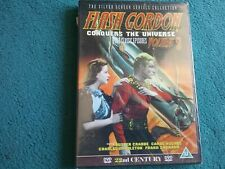 flash gordon conquers the universe volume 3 dvd new freepost