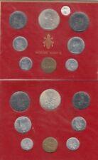 Monedas y billetes de euro de la Ciudad del Vaticano