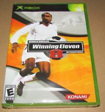 World Soccer Winning Eleven 8 International (Microsoft Xbox) Brand New