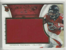 2014 Immaculate Standard #d 44/49 Devonta Freeman #IS-DF RC Atlanta Falcons