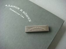 A.Lange & Sohne Large Notebook with 16GB USB inc Full 2017 Press Guide