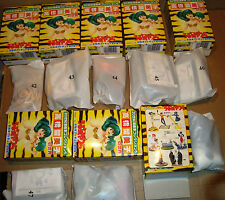 URUSEI YATSURA FIGURE COLLECTION SET 8 PZ FURUTA 2003  (LAMU' うる星やつら)