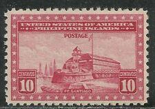 U.S. Possession Philippines stamp scott 387 - 10 cent issue of 1935 - mnh #2