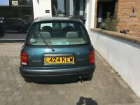 1993 NISSAN MICRA unbelievable mileage!