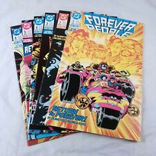 Forever People (1988) Complete Set of 6 (#1-6) VFNM (Avg.)