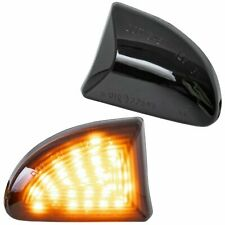 LED Indicators Black For Smart Fortwo A451, C451 Cabriolet & Coupe 7232-1