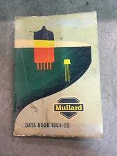 Mullard Data Book 1964-65