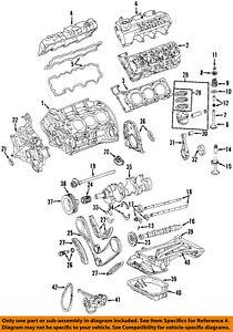 Mercedes MERCEDES-BENZ OEM 00-06 S500-Engine Crankshaft Crank Seal 1129970246