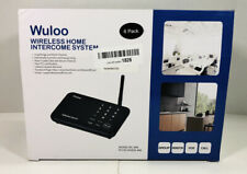 Wuloo Wireless Home Intercom System 6 Pack