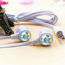 Anime Fairy Tail Happy Cat Stereo In-Ear Earphone Headphone For MP3 Phone PC New