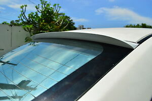 PAINTED FOR Mazda 6 Atenza 3rd Sedan K Style Rear Roof Spoiler Wing 2014-2016