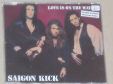 SAIGON KICK -Love Is On The Way- CDEP