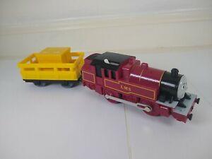 Thomas & Friends Arthur LMS Trackmaster Motorized Train Engine Mattel 2009 WORKS