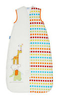 NEW Grobag Baby Sleeping Bag Dotty Day Out, 6-18 months, Tog 1
